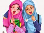 sikap-terbaik-seorang-muslimah-saat-bergaul-dengan-rekan