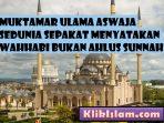 konferensi islam chechnya